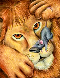Level 1 2 The Lion And The Mouse The Magic Ladder